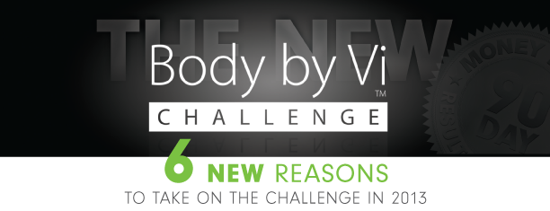 New Body By Vi Challenge